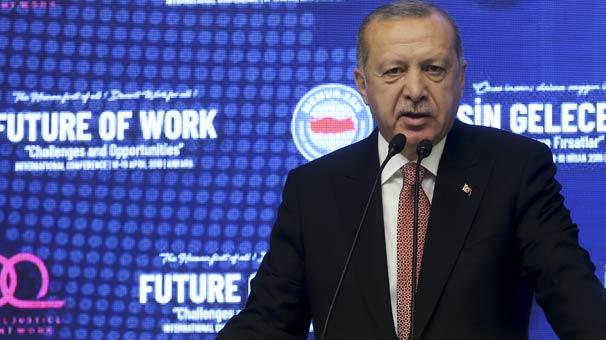 Son dakika... Cumhurbaşkanı Erdoğan: Sizi memurluktan atamazlar, seyirci kalmayız!