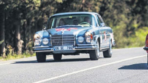 5. Mercedes -Benz Bahar Rallisi başlıyor