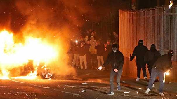 Avrupa sarsıldı! Silah sesleri duyuldu, vurup öldürdüler...