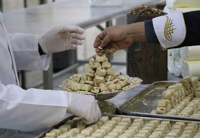 Saray mutfağı lezzeti: Kavala kurabiyesi