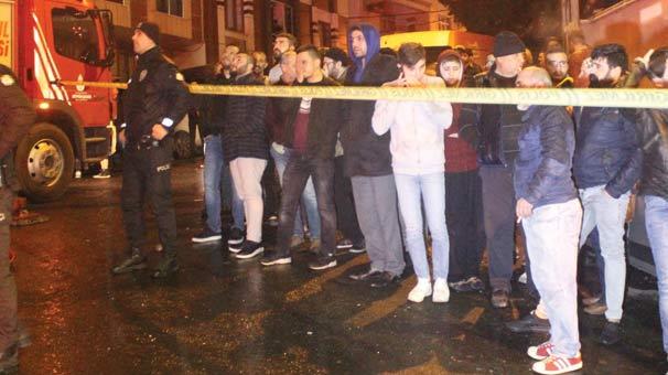 İstanbul'da korku dolu anlar! İmam camiden anons yaptı herkes sokağa fırladı...