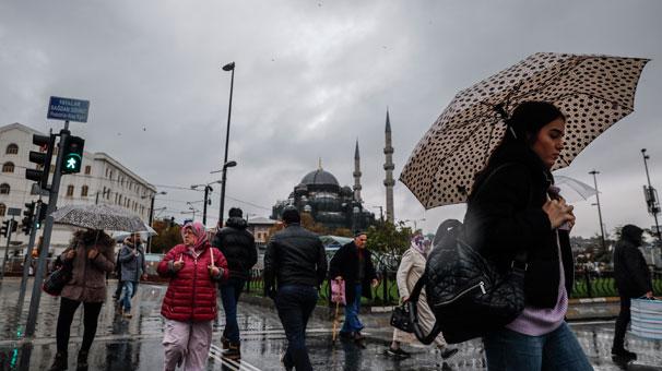 Son dakika... Meteoroloji'den İstanbul için önemli uyarı! O saatlere dikkat