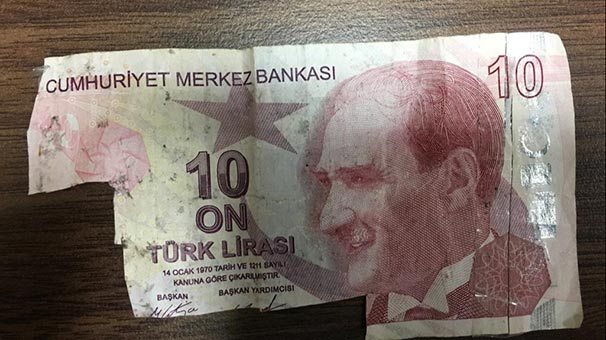 Böyle yöntem görülmedi! 10 liradan 200 lira yaptılar...