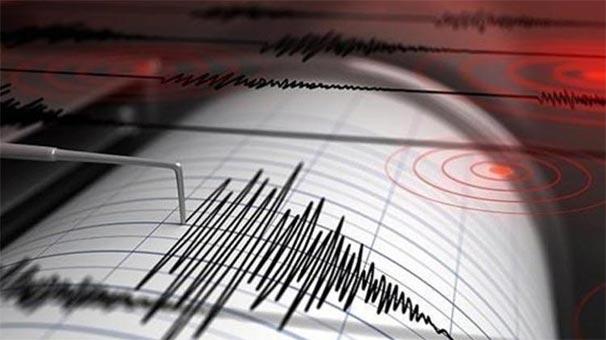 İki ilimizde <br> korkutan deprem