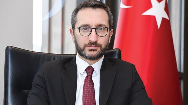 Cumhurbaşkanlığı İletişim Başkanı Prof. Dr. Fahrettin Altun: Devletimiz hesap soracaktır