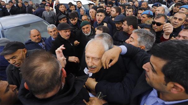 Son dakika: Kılıçdaroğlu'nun uğradığı saldırı sonrası art arda tepkiler