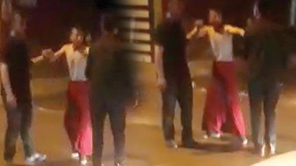 Arabanın bagajına koyup kaçırdılar! Kadın kıyafetleri giydirip...