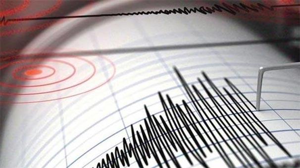 O ilçemizde üst üste korkutan depremler
