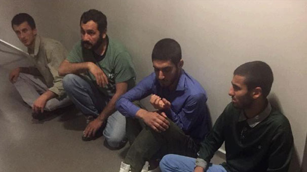 Sincar'da MİT operasyonu! 4 terörist Türkiye'ye getirildi
