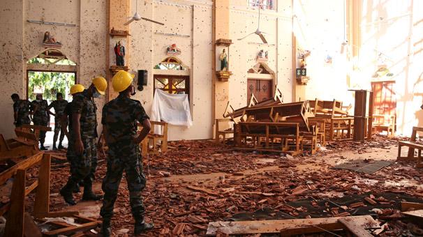 Sri Lanka'daki katliamın ardından yedi intihar saldırganı çıktı