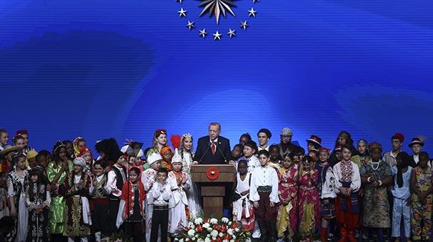 Cumhurbaşkanı Erdoğan'dan 'mavi balina' uyarısı: Bizler için tehdit