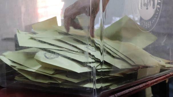 YSK'dan flaş 'kısıtlı seçmen' kararı