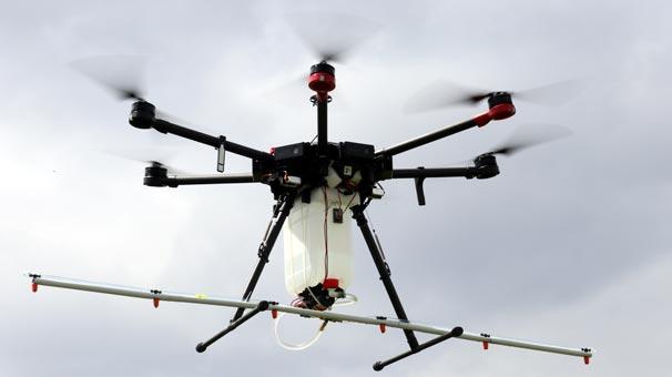 Bu drone çok farklı!
