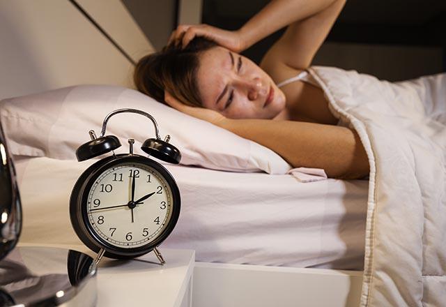 Kaliteli uyku için öneriler