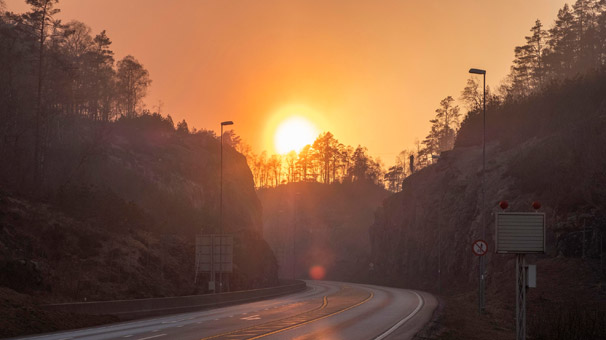 Son dakika... Norveç'te Nisan ayında orman yangını çıktı! Yüzlerce insan kaçıyor...