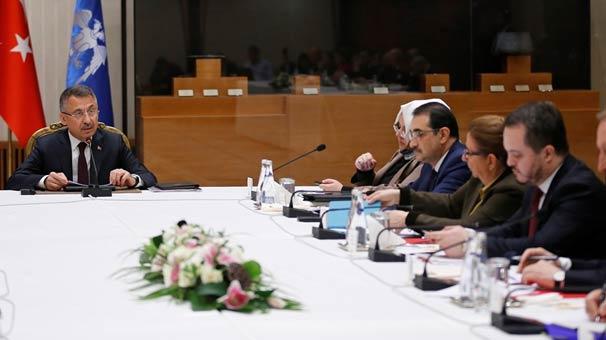 Cumhurbaşkanı Yardımcısı Oktay açıkladı! 17 yılda 210 milyar dolar