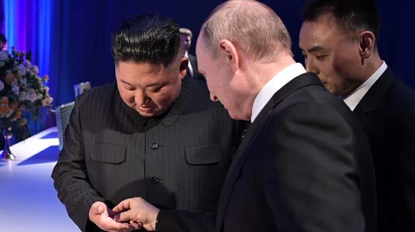 Putin'den Kim'i şoke eden hareket! Gerçek sonradan ortaya çıktı...