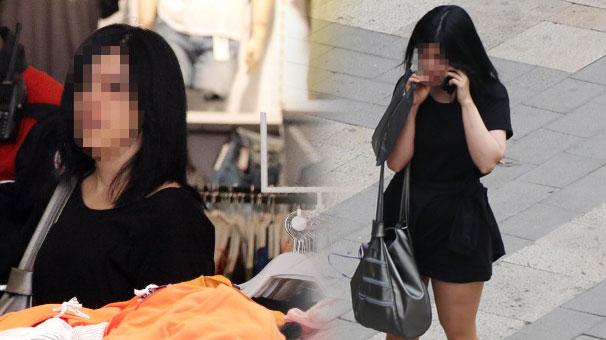 Giyim mağazasında genç kadına iğrenç taciz!