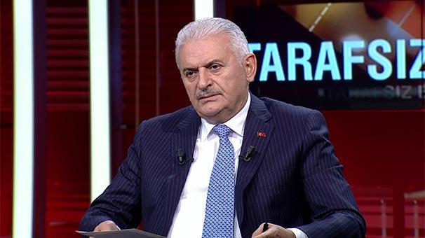 Binali Yıldırım'dan CNN TÜRK'te flaş açıklamalar