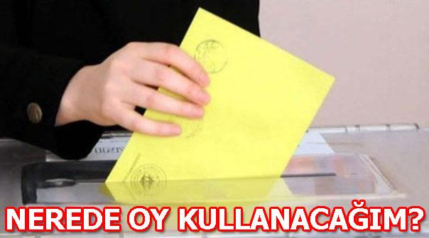 23 Haziran YSK seçmen sorgulama ekranı! İstanbul Yerel Seçimlerinde nerede oy kullanacağım?