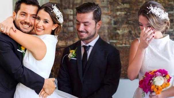 Buse Terim: İyi ki kocam oldun