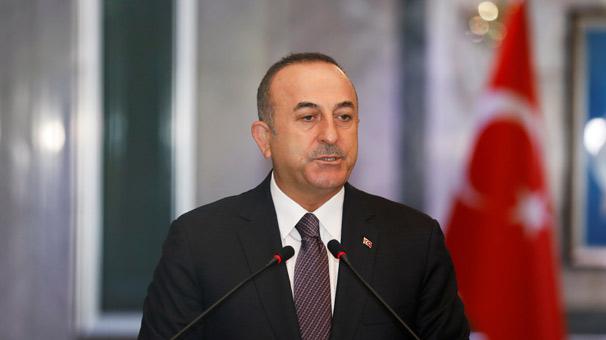 Çavuşoğlu: Haydi Türkiye'nin AB üyeliğini yeniden rayına oturtalım