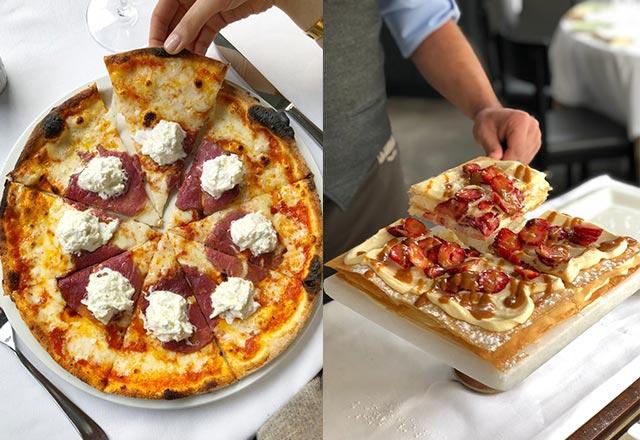 İtalyan lezzetleri Bodrum'da!