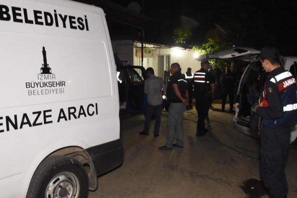 İzmir'de vahşet! 2 yaşındaki bebeği ve annesini başından vurup...