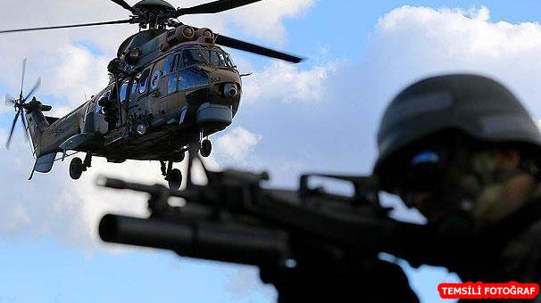 PKK'lı terörist yer gösterdi, sığınak ve depolar imha edildi