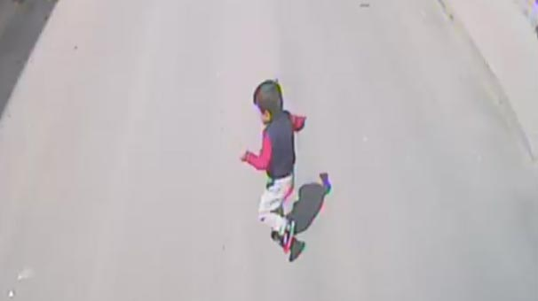 4 yaşındaki Yasin'in ölüm koşusu!