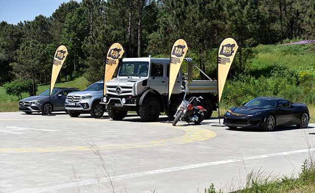 Big Boyz Festival'de yer alacak olağanüstü araçlar, kullananları büyüledi!