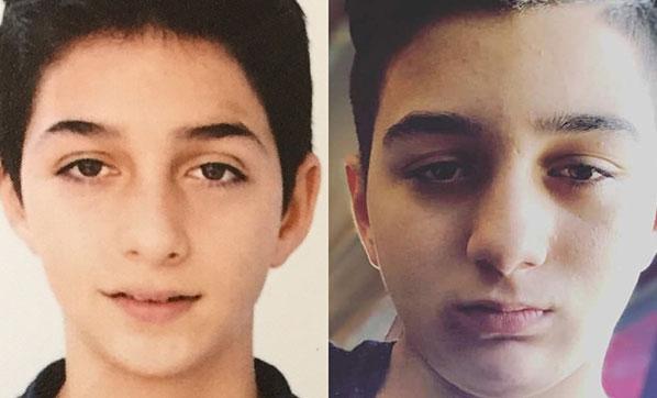 İzmir'de kayıp kardeşler aranıyor