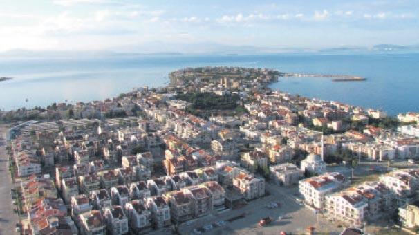 İzmir'in kuzeyi gitgide parlıyor
