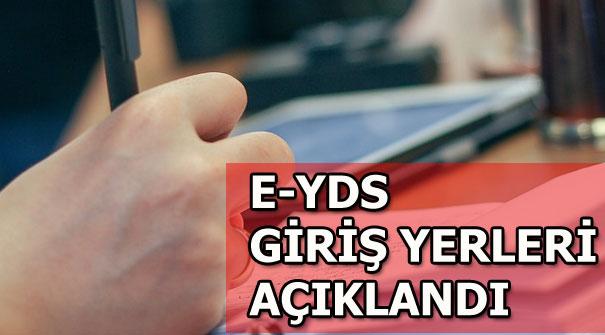 e-YDS 2019 sınav giriş yerleri belli oldu (e-YDS Farsça - İngilizce)