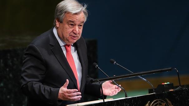BM'den 'uluslararası insani hukuk' uyarısı