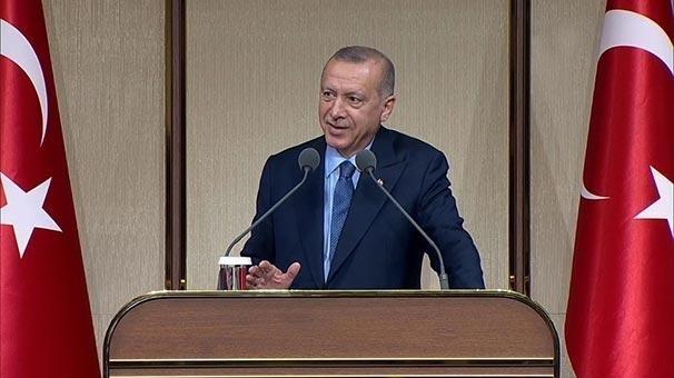 Cumhurbaşkanı Erdoğan 'müjdeyi' verdi: Süreci başlattık...