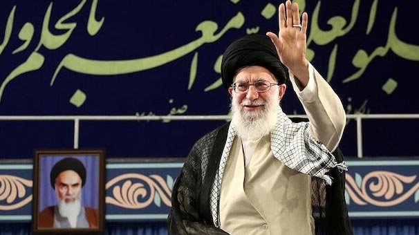 İran liderinden ABD'ye fotoğraflı mesaj! İşte hikayesi...