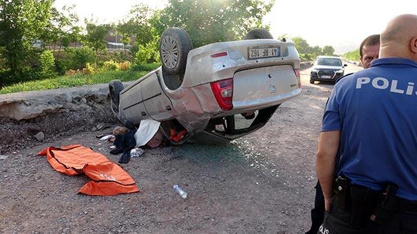 Kaza sonrası böyle seslendi: Eşim çıkmadan gitmem buradan
