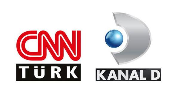 CNN TÜRK ve<br> Kanal D'den açıklama