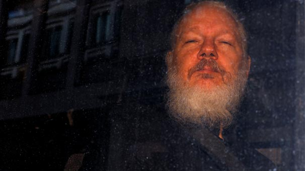Wikileaks'in kurucusu Julian Assange'a 17 yeni suçlama