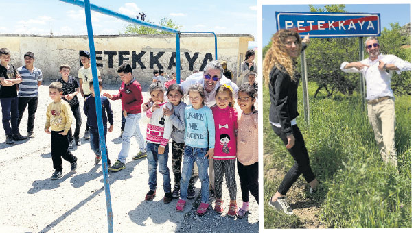 Diyarbakır'da okul yaptırmış!