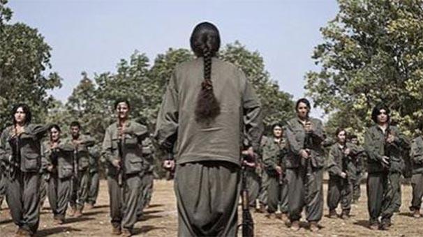 Terör örgütü PKK'nın iğrenç yüzü bir kez daha ortaya çıktı!