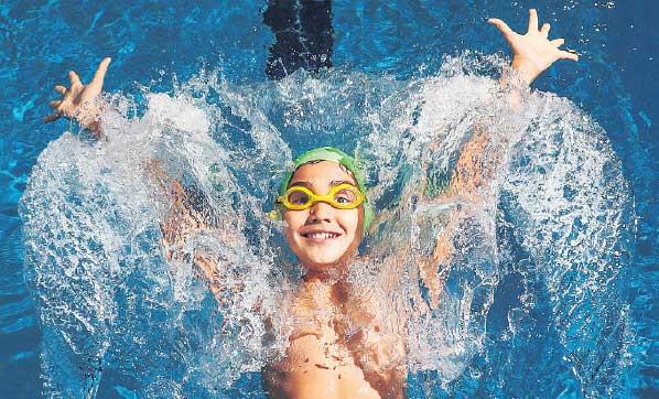 Herkes yüzme öğrenecek