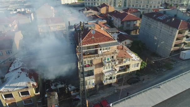 Son dakika... İstanbul'da yangın! Ölü ve yaralılar var