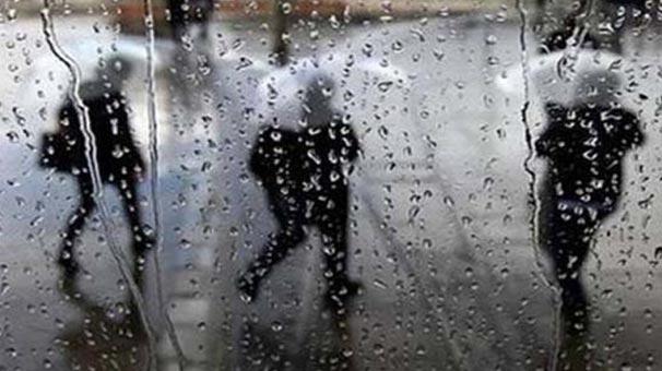 Son dakika | Meteoroloji'den kuvvetli sağanak uyarısı