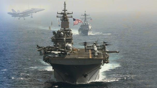 'Savaş'ın ayak sesleri! ABD'den bomba <br>İran iddiası...