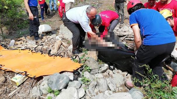 Trabzon'dan acı haber! Ölü sayısı yükseldi