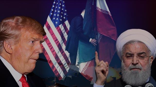 Son dakika | ABD İran'a mı saldıracak! Trump'tan şoke eden açıklama...