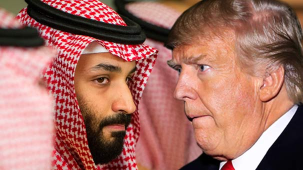 Çok çarpıcı sözler: Suudiler öldürdü Trump destekledi
