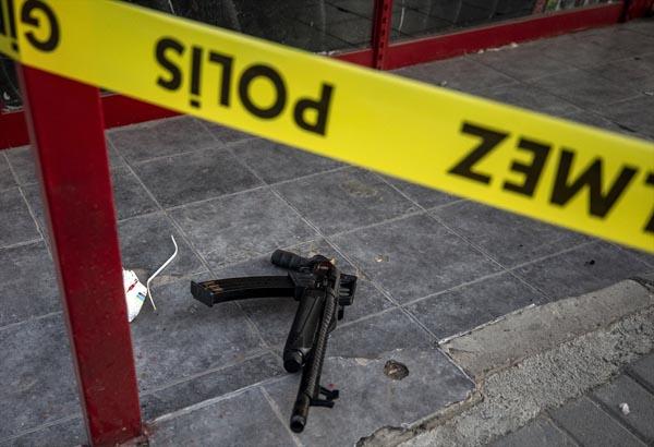 Ankara'da silahlı saldırı!